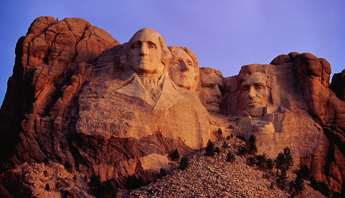 Mount Rushmore, Free and Inexpensive Attractions in America