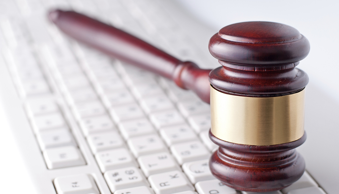 Gavel on Computer Keyboard, 10 Tips for Stretching Your Hotel Dollars
