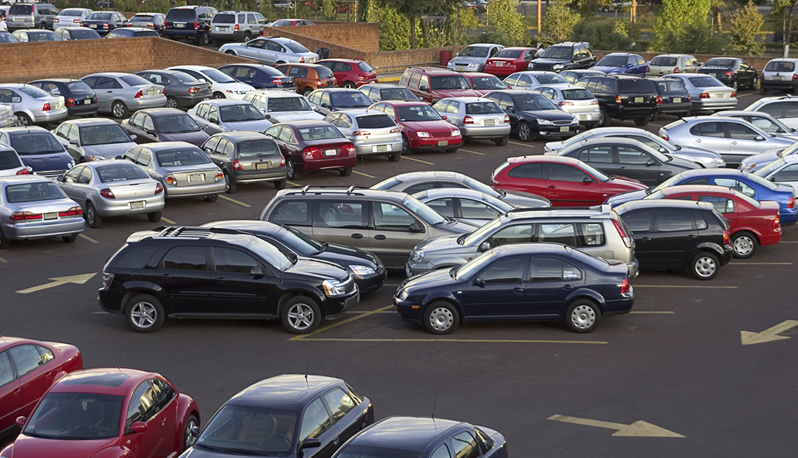 Car Rental Lot, Cars Parking Lot, Tips for Stretching Your Car Rental Dollars