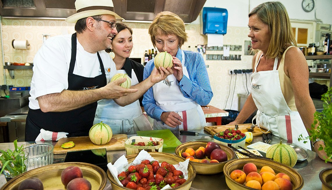 Cooking Class with Melons, South of France, Great All-Inclusive Vacations