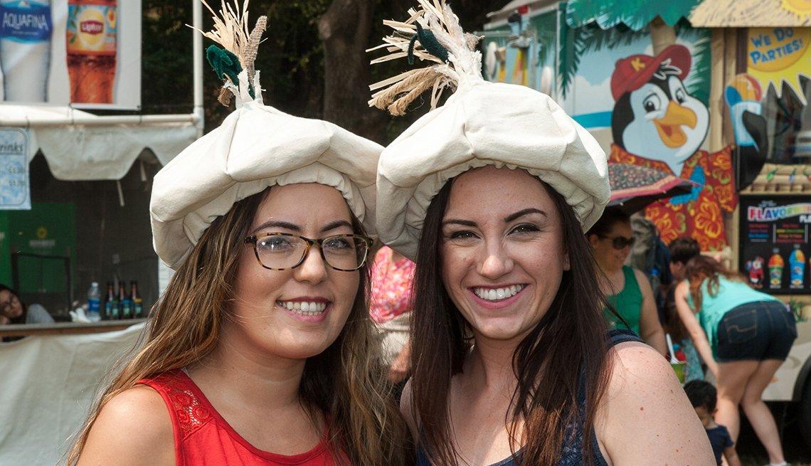 Festival del ajo de Gilroy