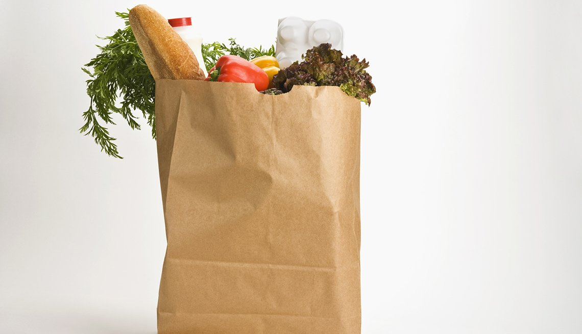 A Bag Of Groceries, How To Be A Perfect Houseguest