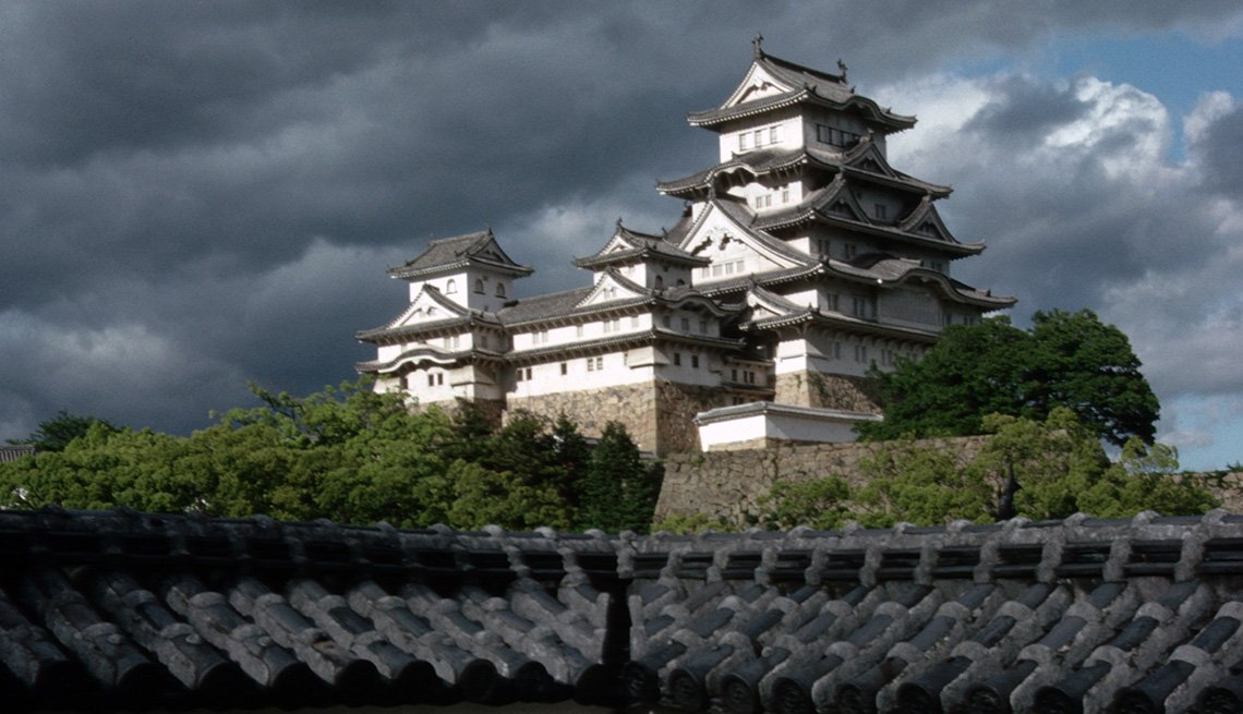 Himeji Castle In Japan, World's Best Castles