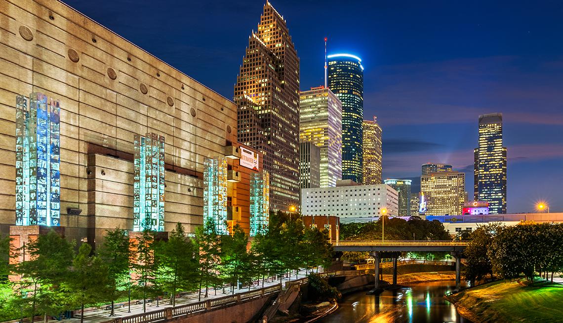Houston Lights, Buffalo Bayou, Plan Now for Fall Fun