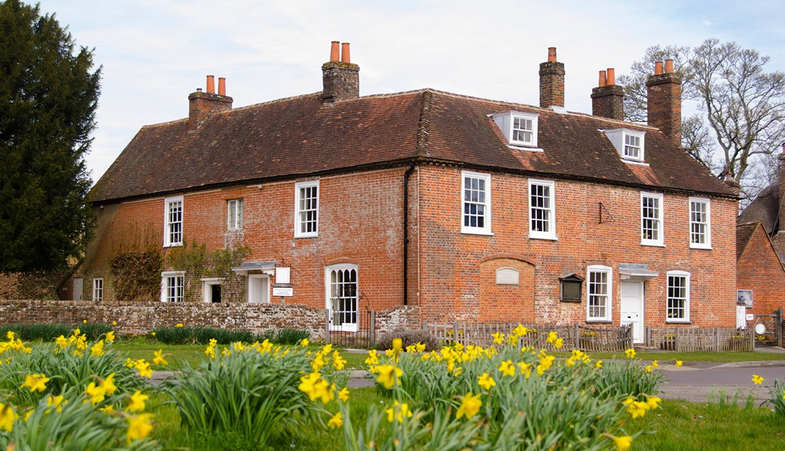 Jane Austen House Museum, Chawton, England, Great Places to Go This Summer