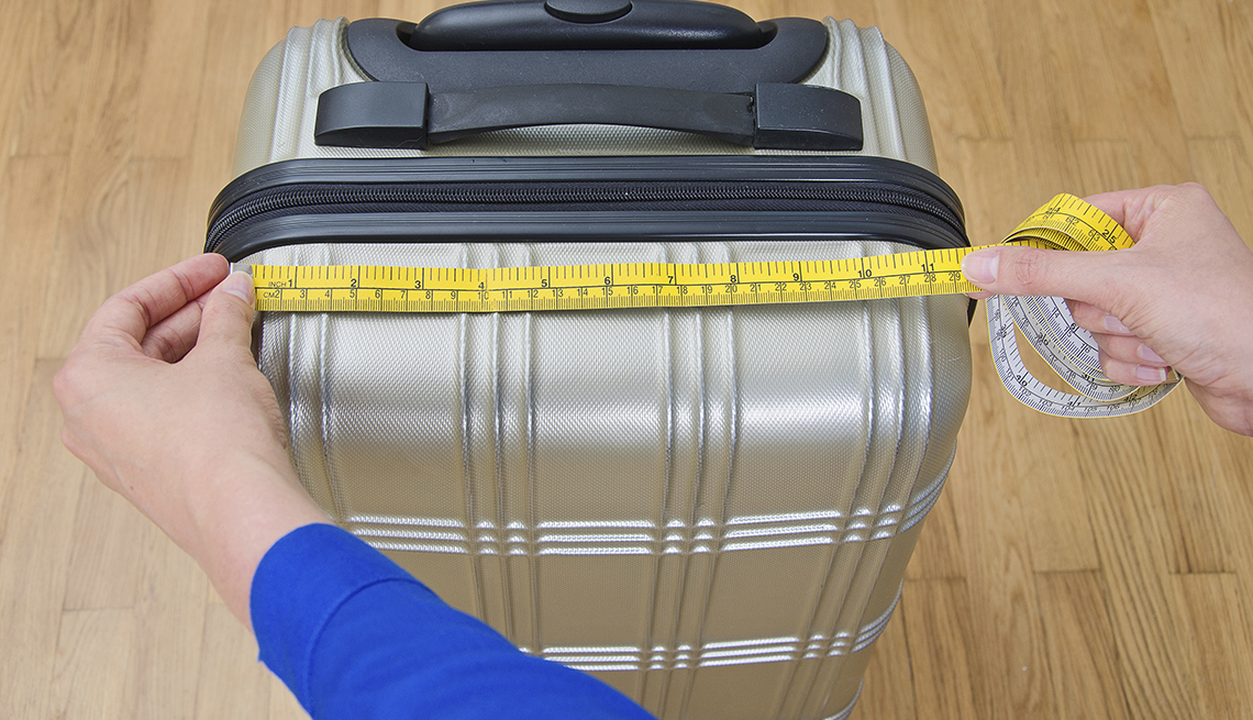 Tape Measure Suitcase, Airline Restrictions, Airport Navigation Tips