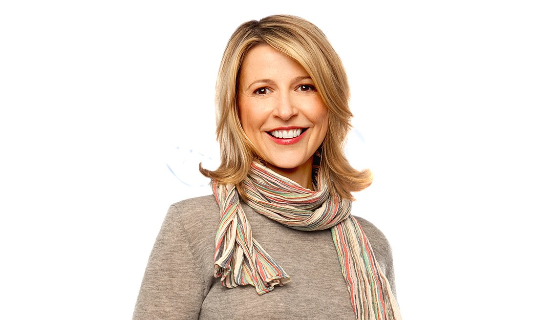 Portrait Of AARP Travel Expert Samantha Brown, Meet Samantha Brown