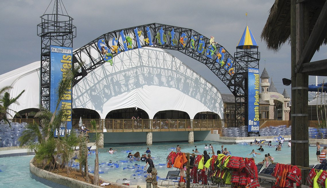 Schlitterbahn, Galveston Island, Texas, Best Water Parks in America