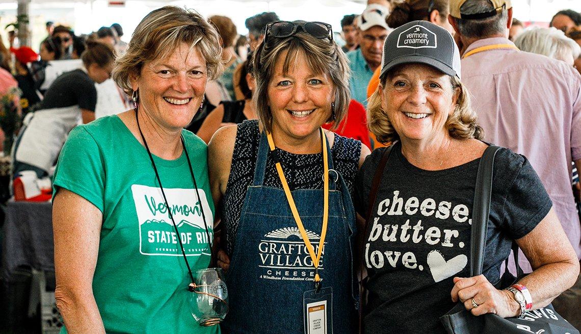 Festival de Productores de Queso de Vermont