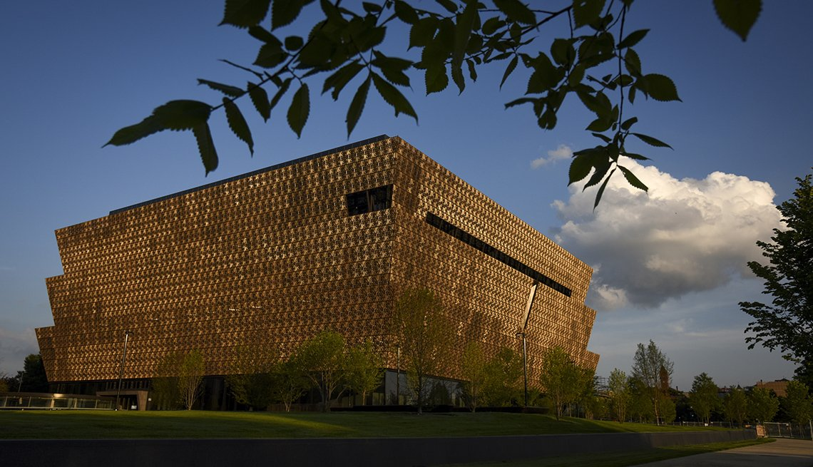 The African American Museum In Washington DC, Travel Picks For 2017