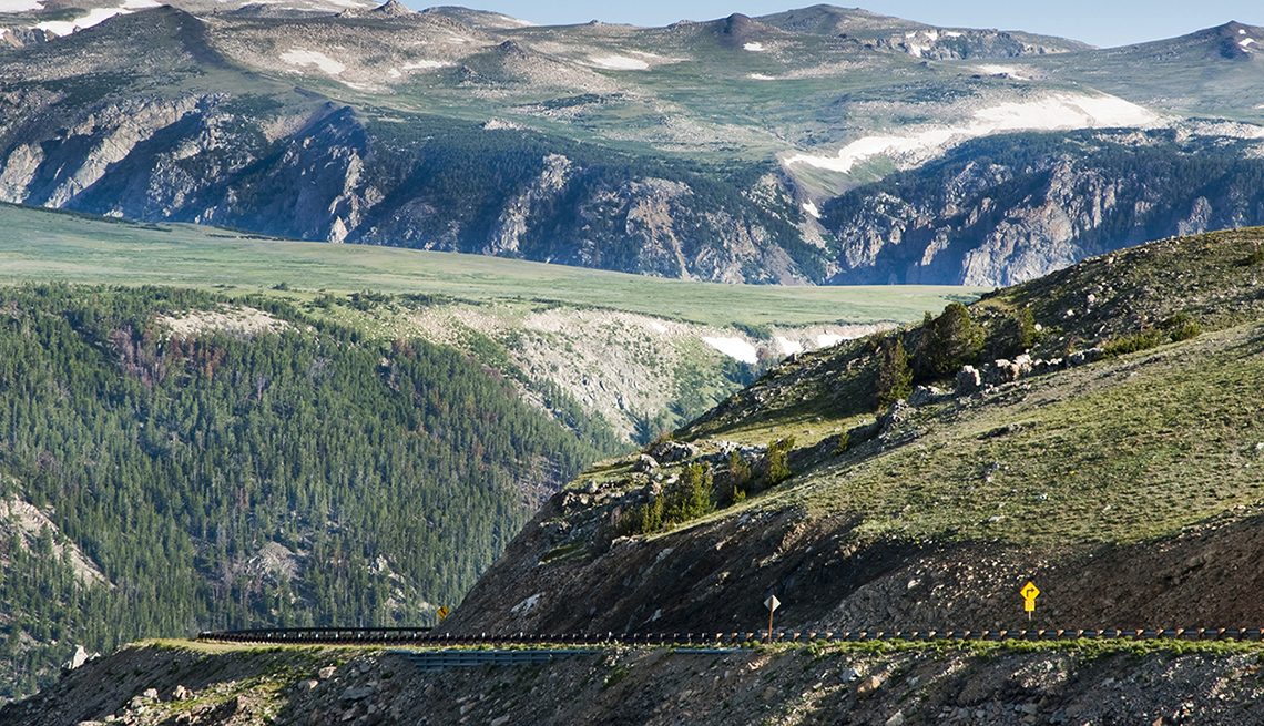 item 3 of Gallery image - View From Beartooth Highway In Montana, Best Road Trips
