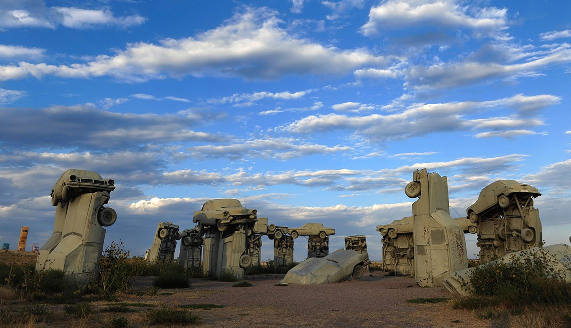 Carhenge Sculpture In Alliance Nebraska, Travel Picks For 2017