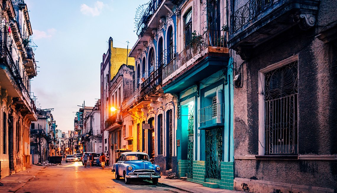 The Old Cars And Buildings Of Cuba, Travel Picks For 2017