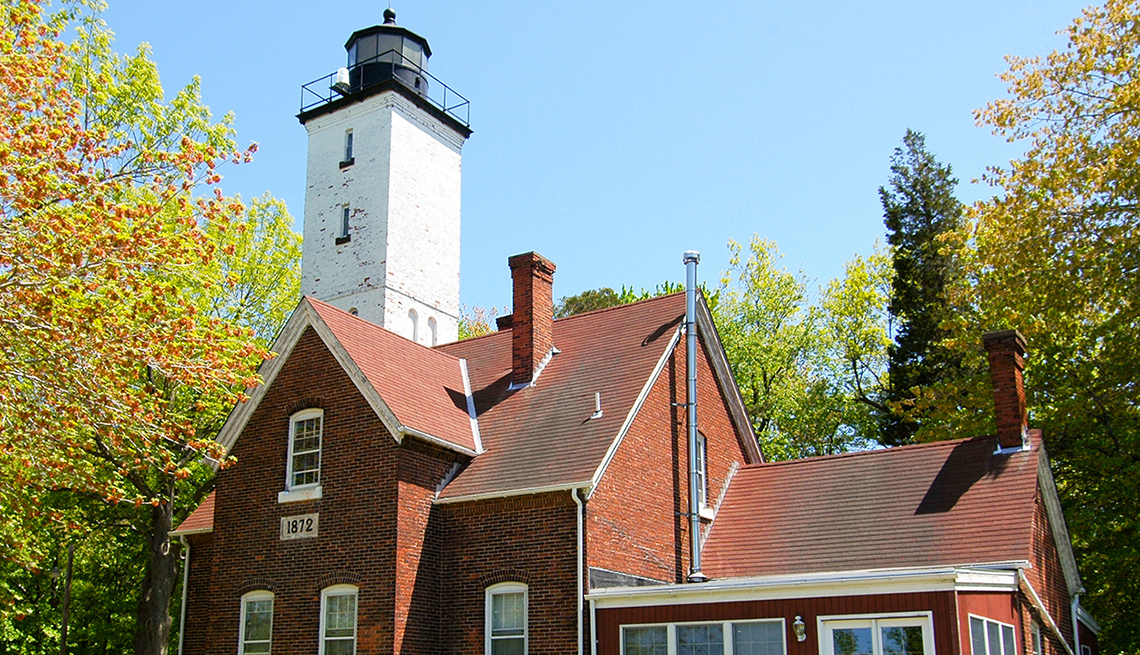 item 11 of Gallery image - Historic Buildings Along The Great Lakes Seaway Trail, Best Road Trips