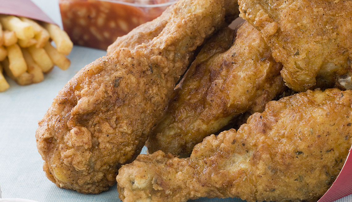 item 10 of Gallery image - Some BBQ Fried Chicken, Best Road Trips
