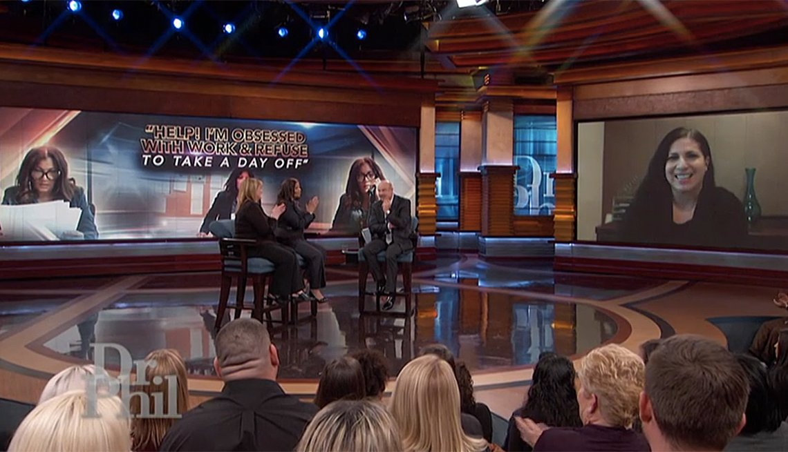 Dr Phil television show.