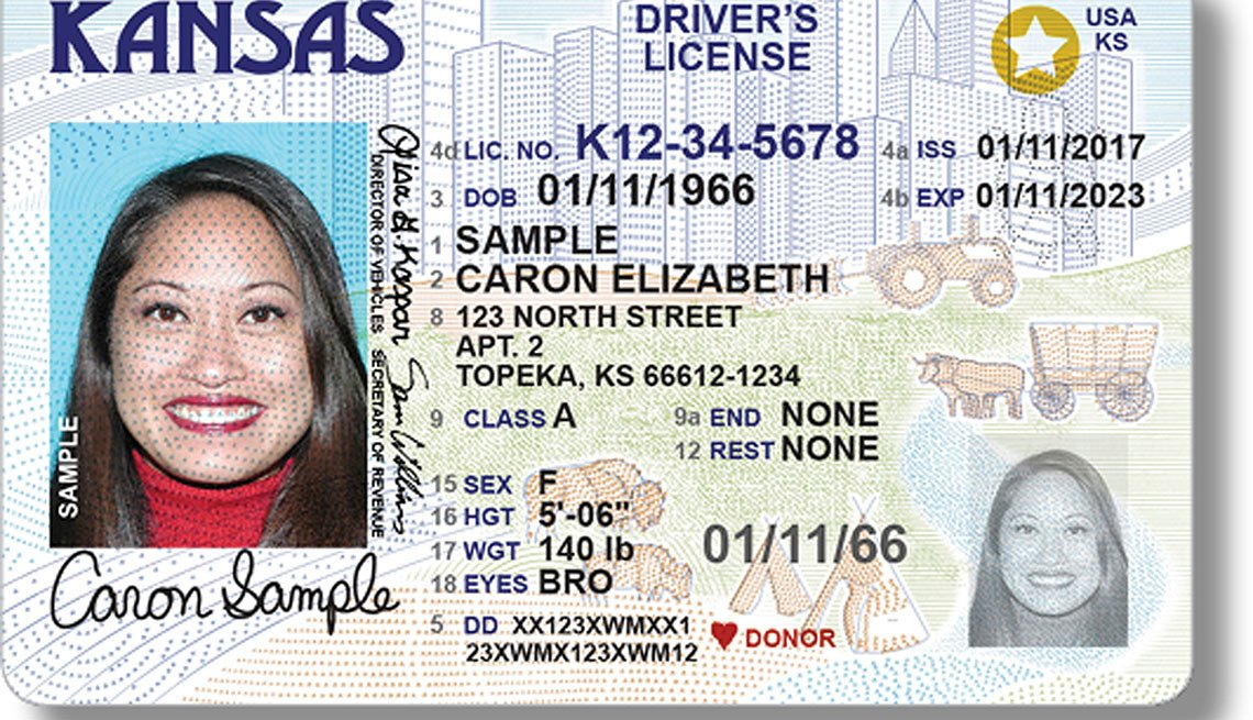 Kansas Real ID