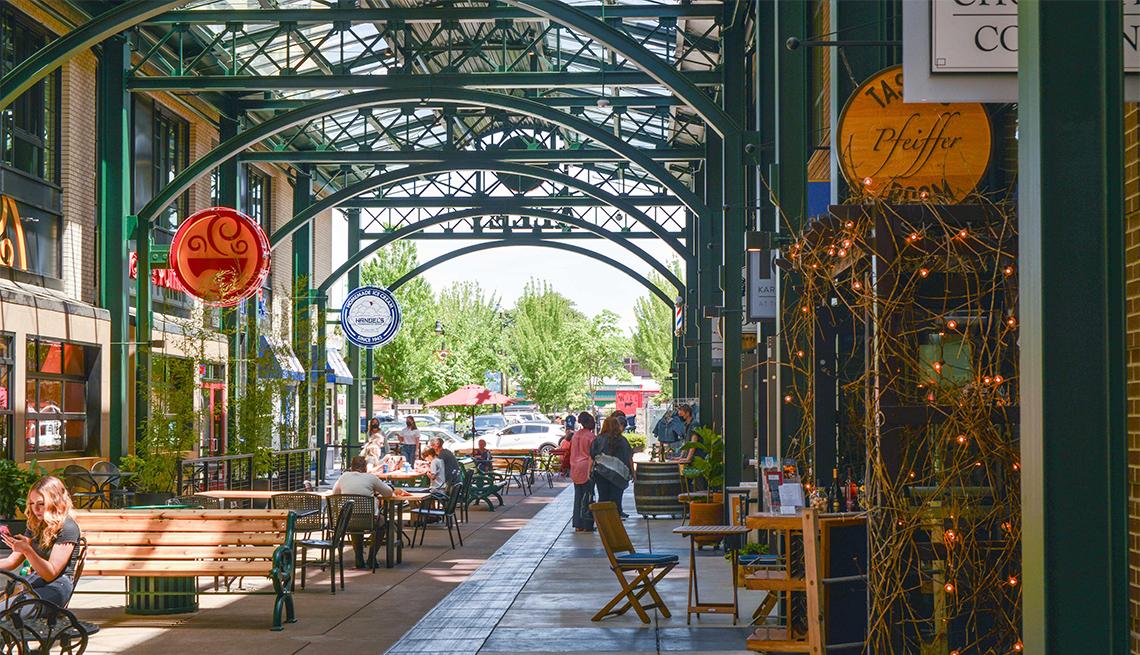 item 9 of Gallery image - 5th Street Public Market, Eugene, Ore