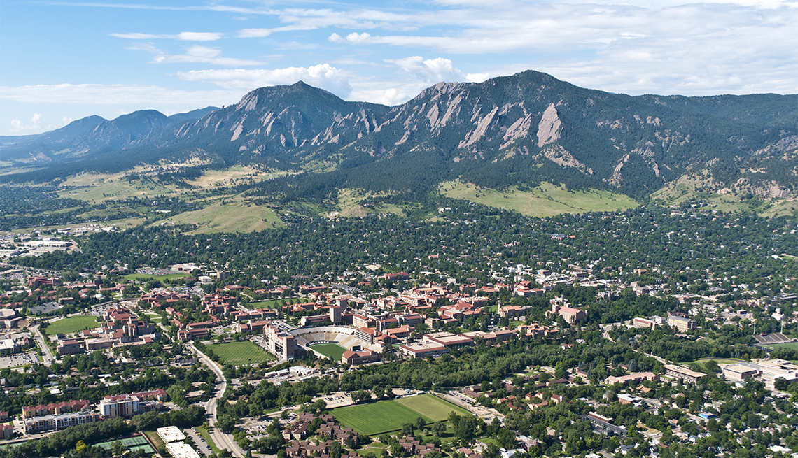 item 2 of Gallery image - University of Colorado, Boulder campus
