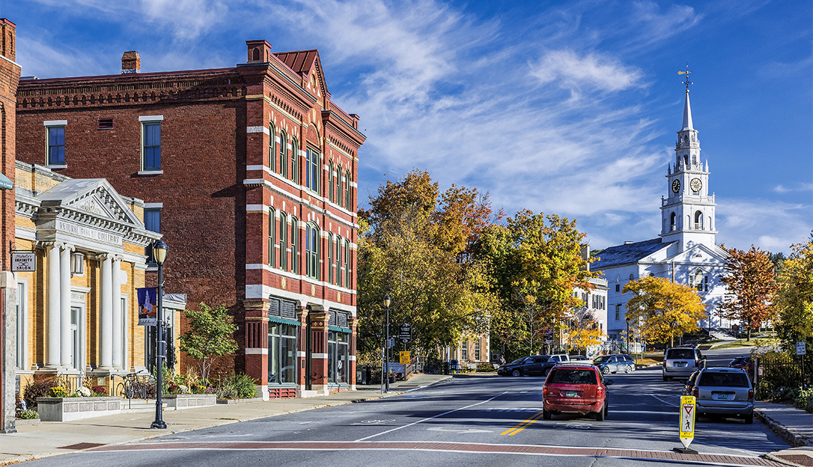 item 7 of Gallery image - Charming downtown Middlebury in Vermont