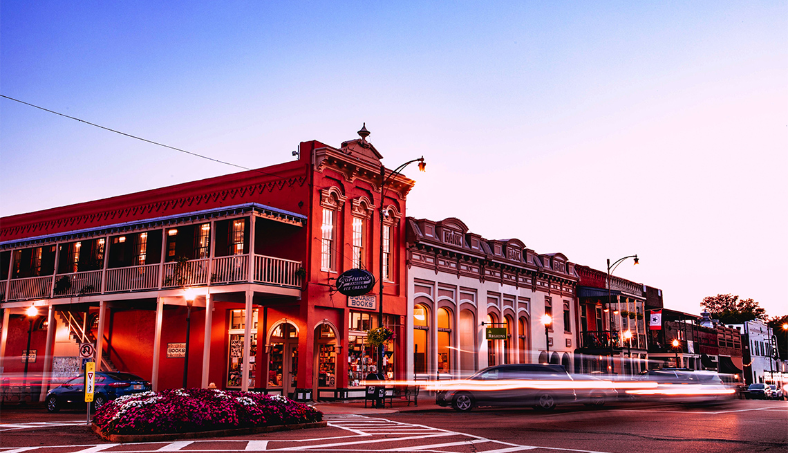 item 4 of Gallery image - downtown Oxford, MS