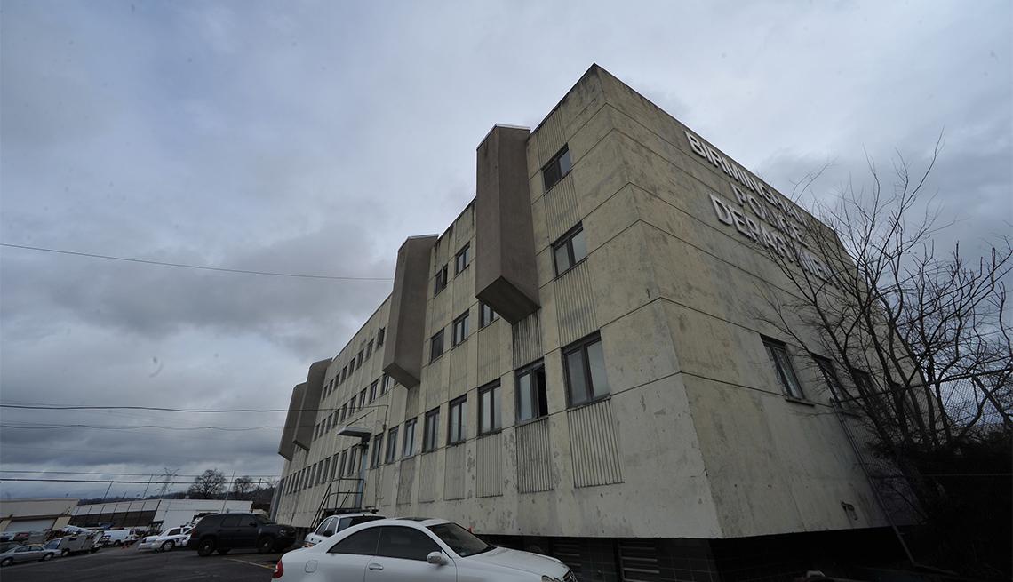 Antiguo edificio del ayuntamiento de la ciudad en 6th Avenue South en Birmingham, Alabama