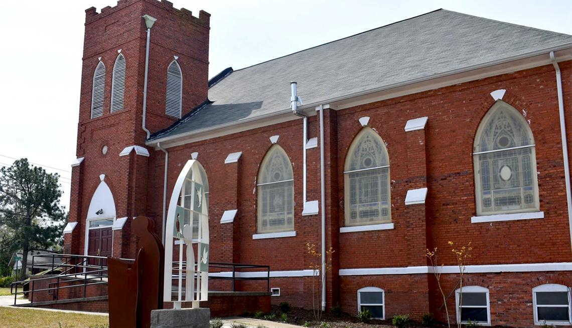 Primera Iglesia Bautista en Dublin, GA