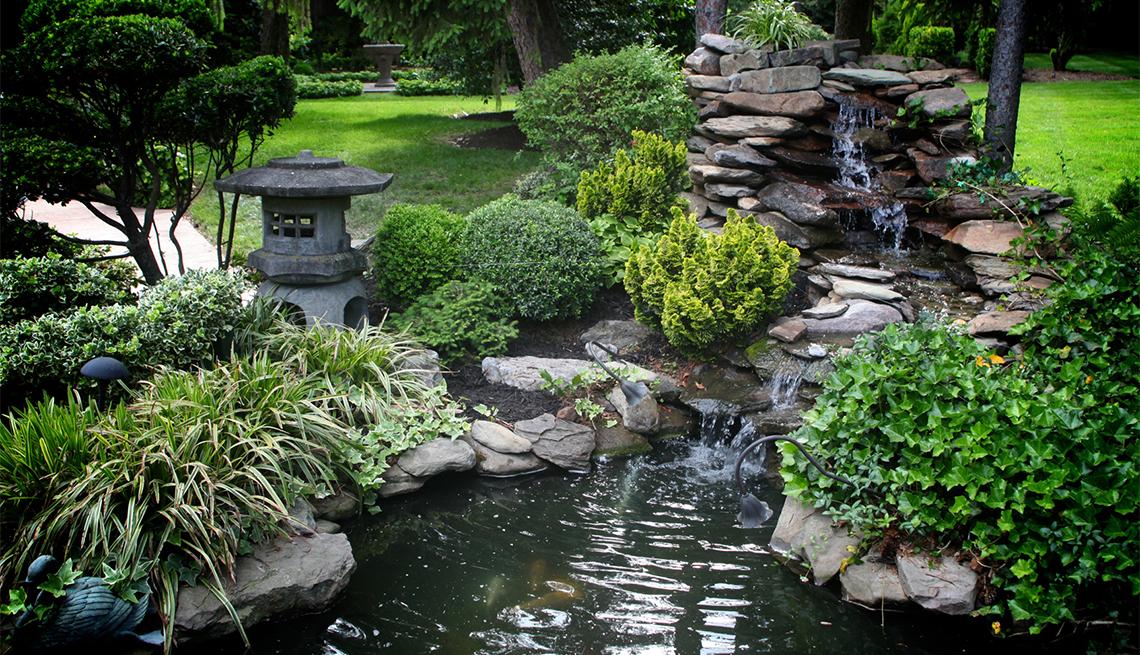 item 4 of Gallery image - garden at Beyond the Garden Gates Garden, Frederick, MD