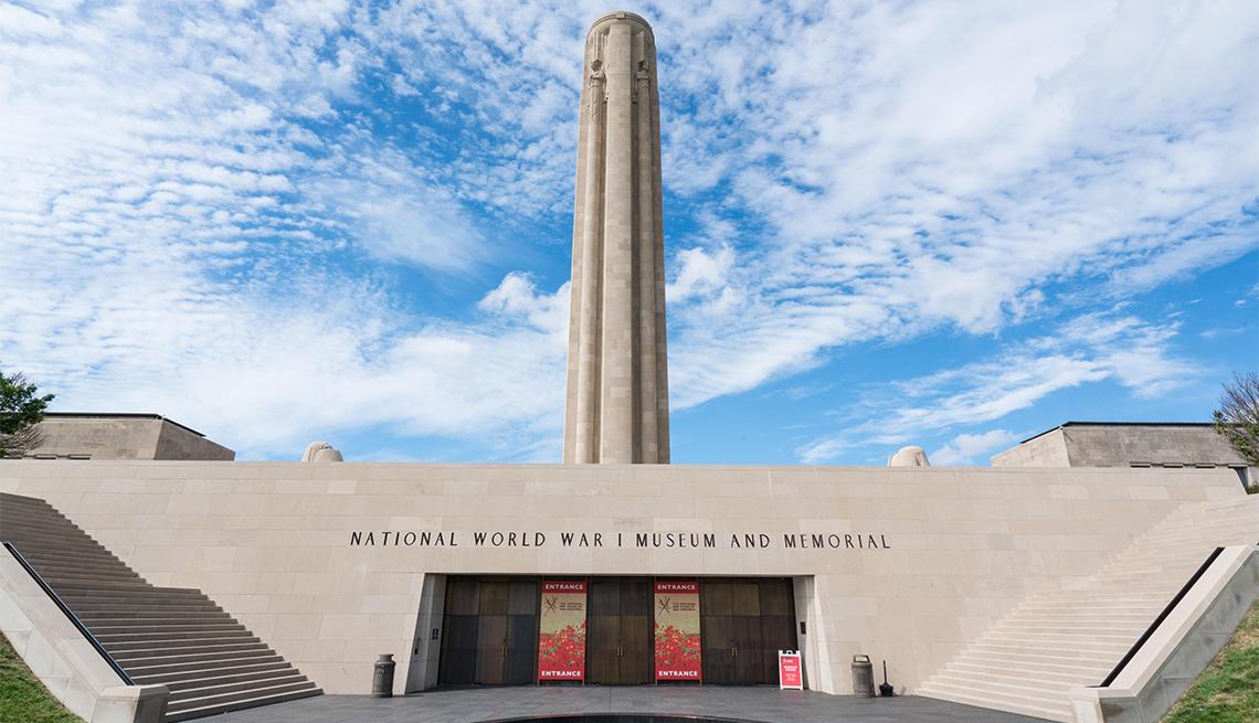 Monumento y Museo de la Libertad de la Primera Guerra Mundial