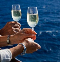 Bringing Alcohol onto Cruise Ships