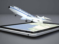 Airplane on ipad - Some websites will help track rewards points and notify customers when they are expiring.