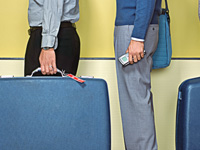 Frommers: The ten most ridiculous airport and flight charges: luggage fees