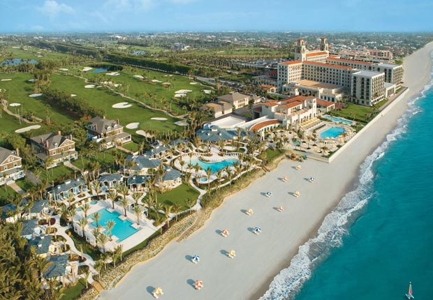 The Breakers Hotel in Palm Beach Florida