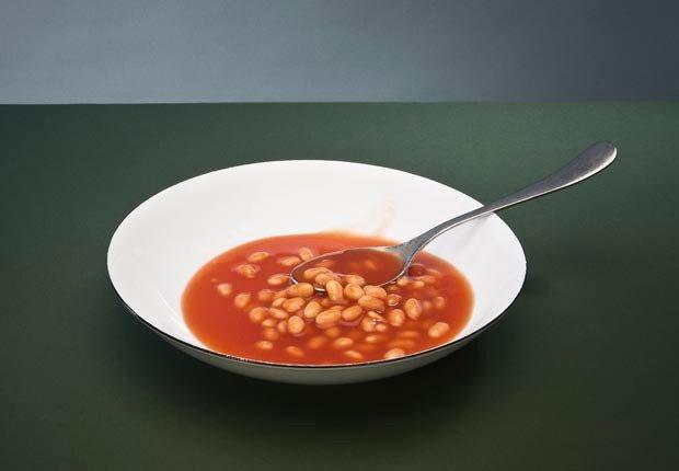 Fríjoles - 10 Alimentos que se deben evitar antes de abordar un avión