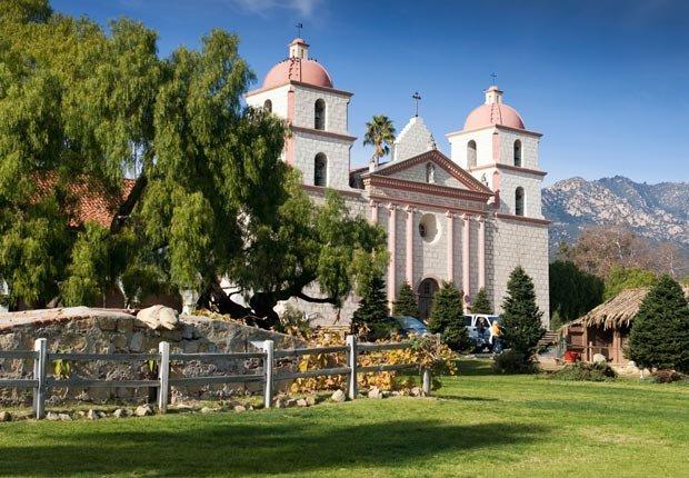 Misión Santa Barbara - Aventuras de una vez en la vida