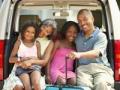 Abuelos y nietos viajando - Consejos prácticos para viajar con sus nietos