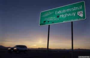 Tonopah, Nevada - Mayor espectáculo de la tierra