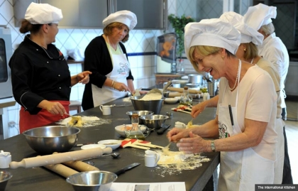 The International Kitchen (The International Kitchen)