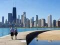 ¡De vacaciones y en forma! 10 lugares que te estimulan el ejercicio - Lago Michigan