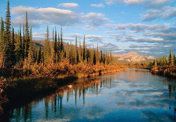 Parque nacional Gates Arctic, Alaska - Destinos de vacaciones