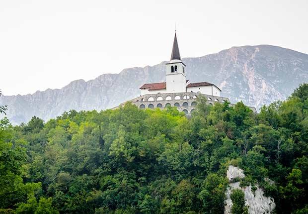Kobarid Slovenia - Destinos de vacaciones