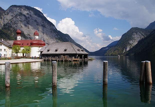 Schonau am Konigsee, Alemania - Destinos de vacaciones