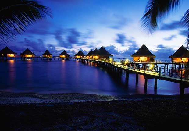 Rangiroa, Polinesia Francesa - Destinos de vacaciones