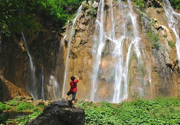 Parque nacional Plitvice Lakes, Croacia  - Destinos de vacaciones
