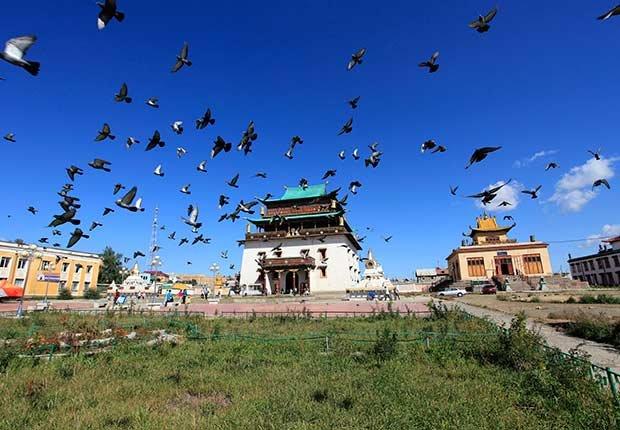 Ulan Bator, Mongolia - Destinos de vacaciones