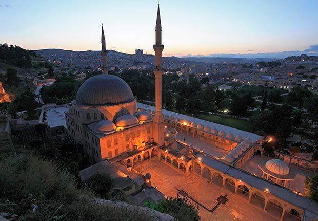 Sanliurfa, Turquía - Destinos de vacaciones
