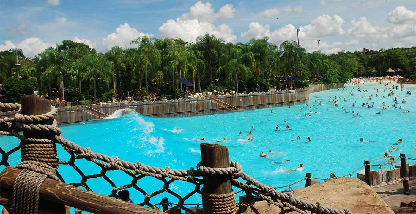 Disney's Typhoon Lagoon, Orlando, Fla.
