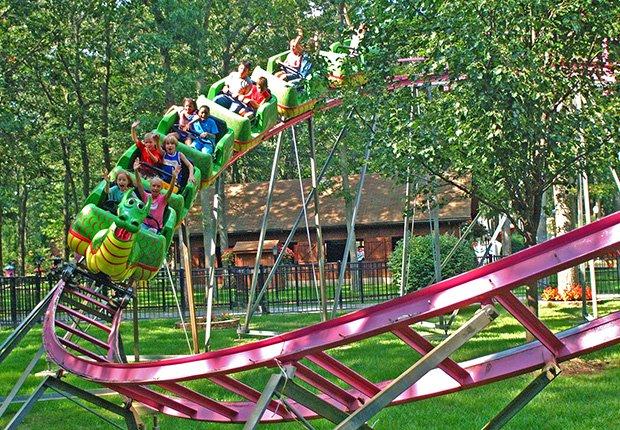 Parques de diversiones para toda la familia -