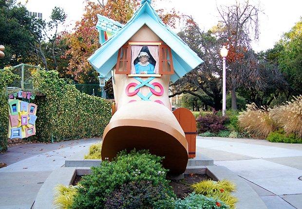 Parques de diversiones para toda la familia - Children's Fairyland (Oakland, Calif.)