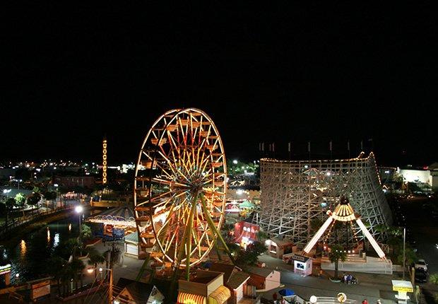 Parques de diversiones para toda la familia - Family Kingdom (Myrtle Beach, S.C.)